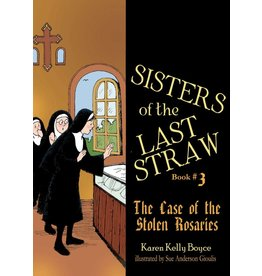 Tan Books Sisters of the Last Straw Vol 3: The Case of the Stolen Rosaries