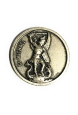 WJ Hirten St. Michael Pray For Us Pocket Token