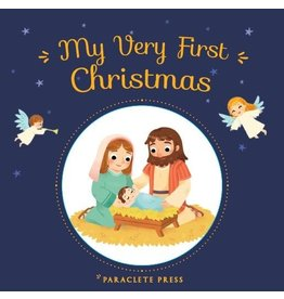 Paraclete Press My Very First Christmas