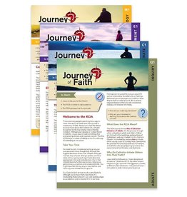 Liguori Publications Journey of Faith Adults Complete Set