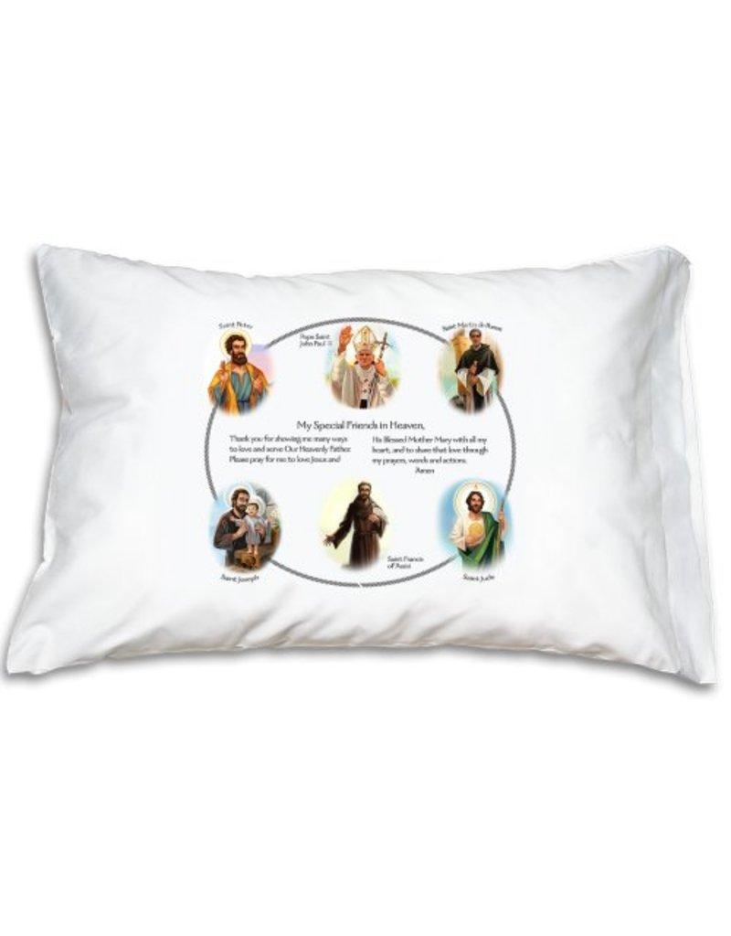 IHM Designs Prayer Pillowcase