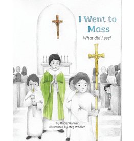 Tan Books I Went To Mass: What did I see?