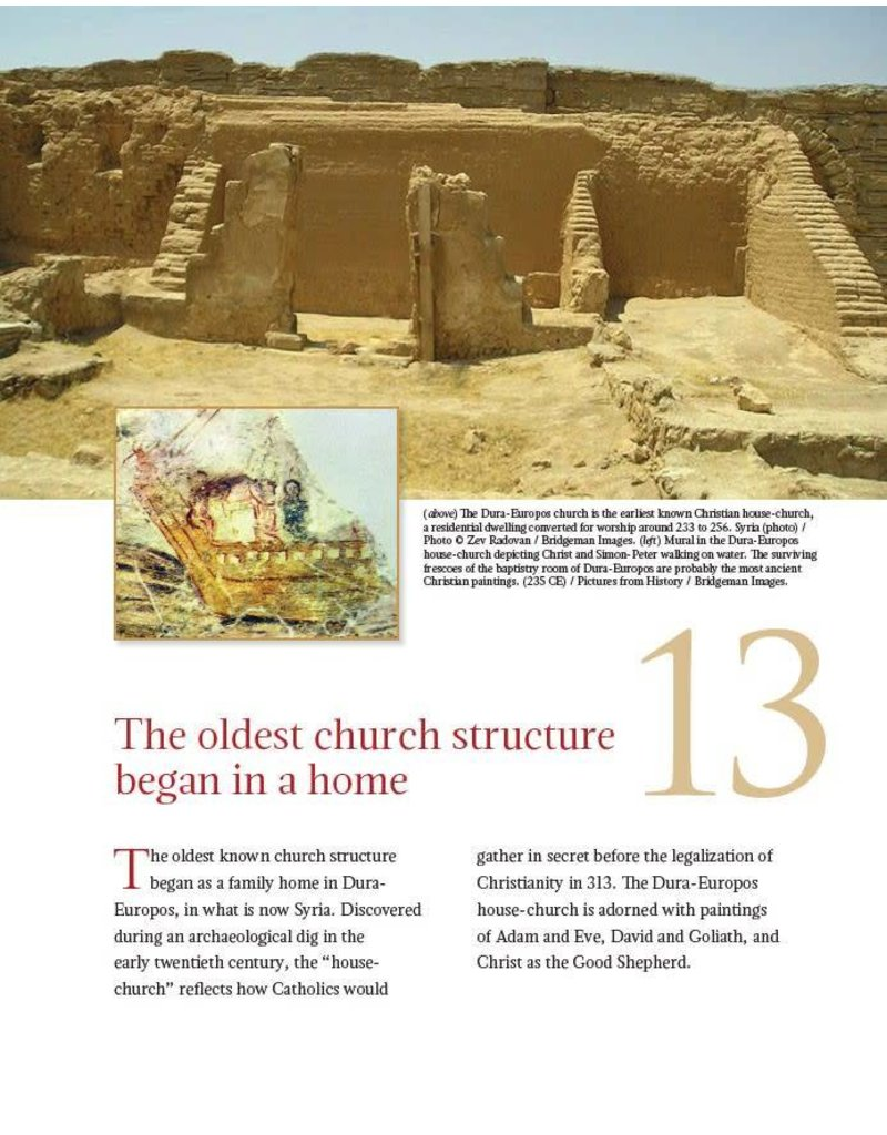 St. Benedict Press 101 Surprising Facts About Church History