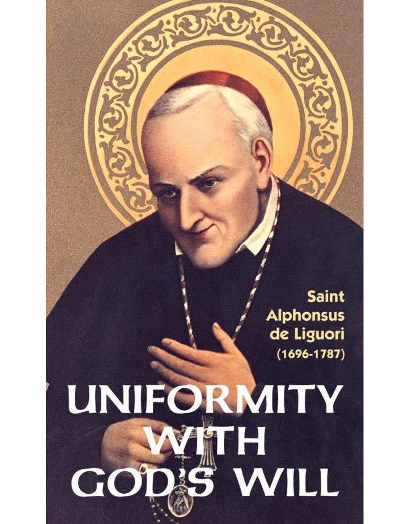 Tan Books Uniformity with God's Will