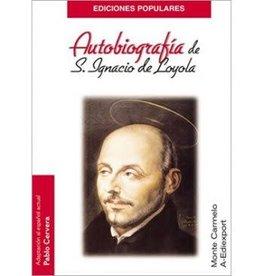 Monte Carmelo Autobiografia de S. Ignacio de Loyola
