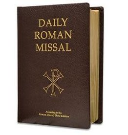 Scepter Publishers Daily Roman Missal - Bonded Leather (Burgandy)