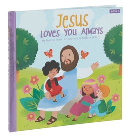 Hallmark Jesus Loves You Always (Book 1)