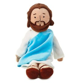"Hallmark 13"" My Friend Jesus Plush Doll"