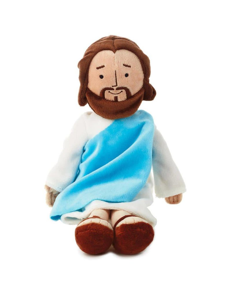 "Hallmark 13"" My Friend Jesus Plush Doll"