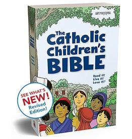 St. Mary's Press The Catholic Children's Bible, Second Edition (Paperback)