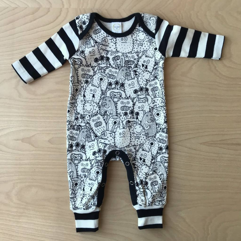 Truffle Kids Onesie - Monsters