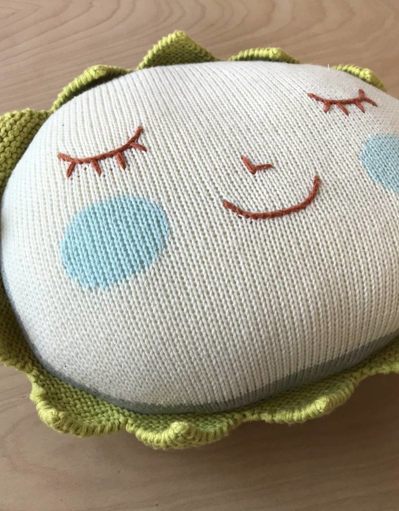 Blabla Kids Stuffed Creature- Sun Pillow