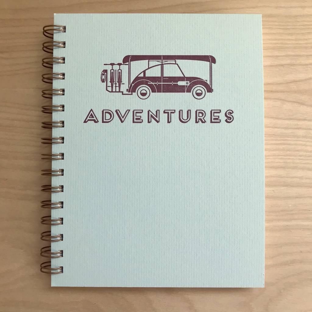 RUFF HOUSE ART Journal- Adventure