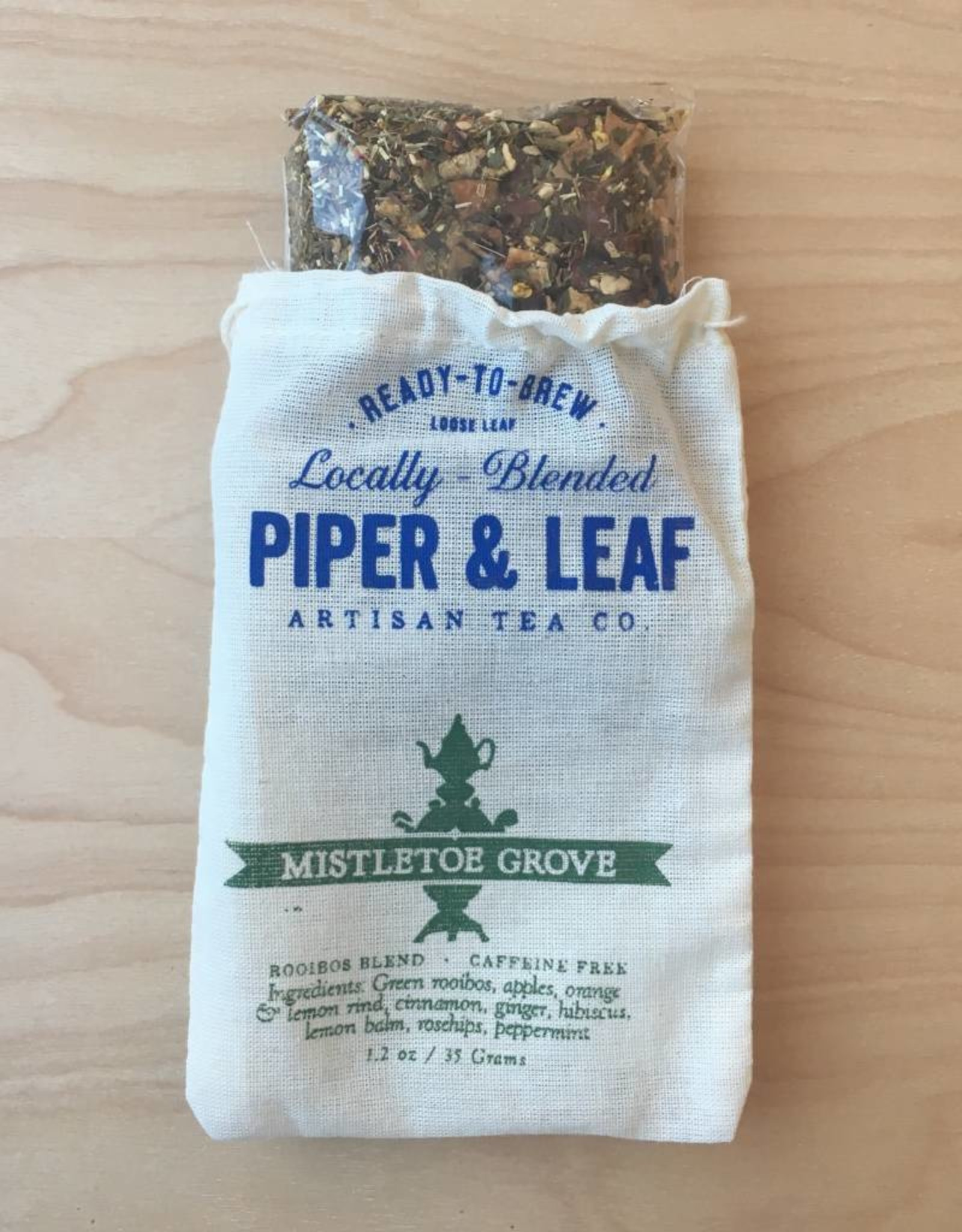 Piper & Leaf Tea Loose Leaf Tea