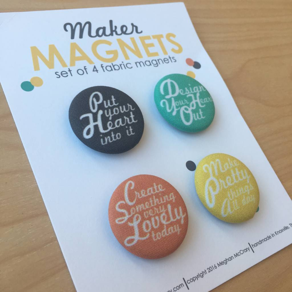 Magnet Set - Maker