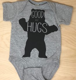 The Coin Laundry Onesie- Good At Hugs
