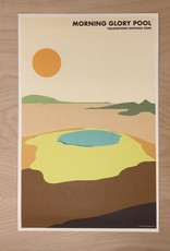 Cyrus Design Print- Morning Glory Pool