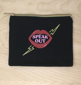 Savage Seeds Pouch- Speak Out