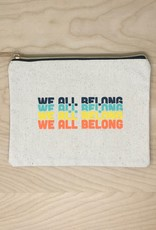 Savage Seeds Pouch- We All Belong