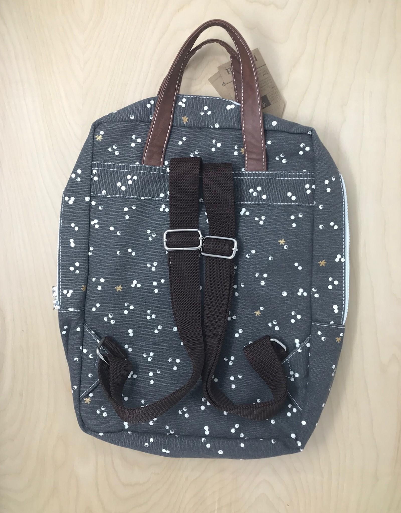 Zippered Backpack- Nochi