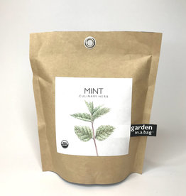 Garden In A Bag Garden Bag- Mint