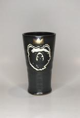 Red Bison Studios Pint- Queen Bear Black
