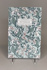 Root & Branch Notebook- Floral, Sweet Pea