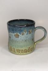 BARBARAH ROBERTSON POTTERY Mug- Wander
