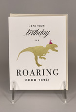 Kitty Meow Boutique Card- Roaring