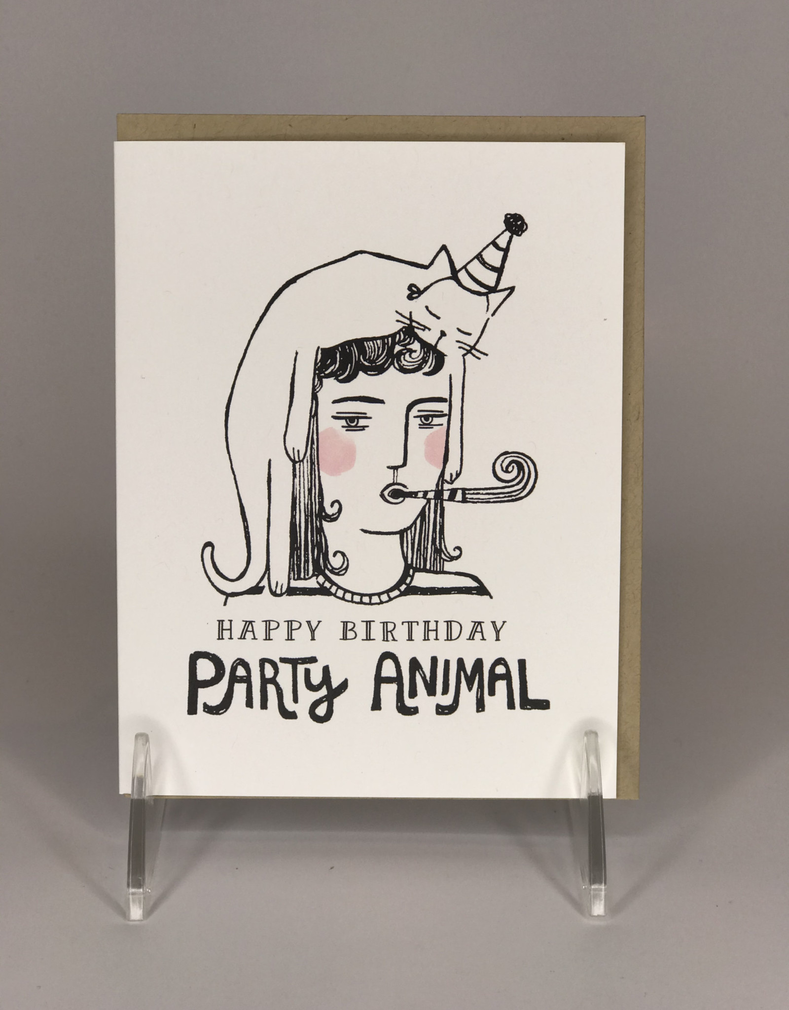Card - Party Animal
