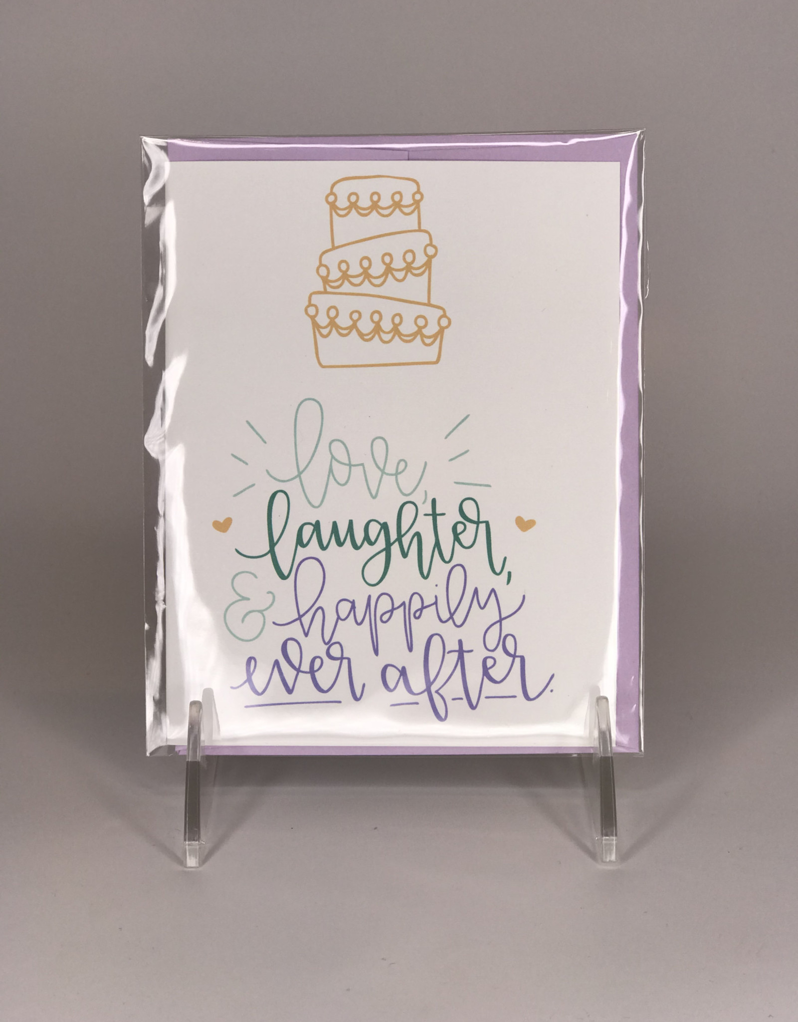 Colette Paperie Card- Happily Ever After