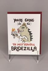 Card - Beautiful Bridezilla