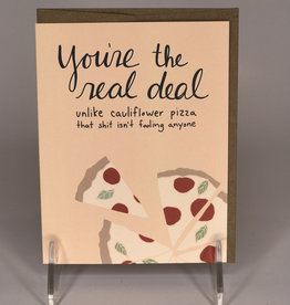 Unblushing Card- Real Deal