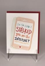 Card- Internet Stalker