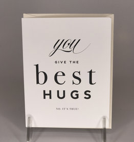 Kitty Meow Boutique Card- Best Hugs