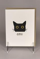 Card- OMG Cat