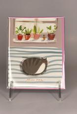 Card- Miss You Cat Nap