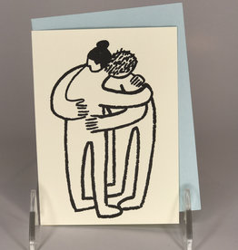 People I've Loved Card- Huggers