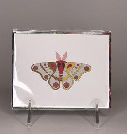 Alison Glass Card- Moth