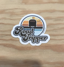 Amanda Weedmark Sticker- Road Tripper