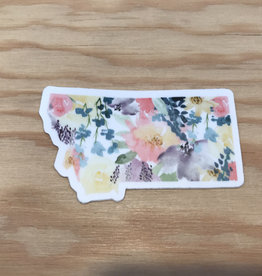 Wildflower Paper Co Sticker- Montana Floral
