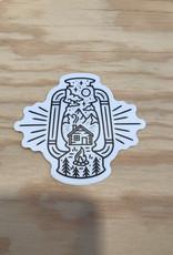 Stickers Northwest Sticker- Lantern