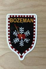 Sticker- Bozeman