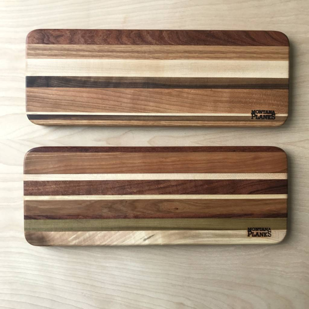 Montana Planks Cutting Board Long Thin Tart