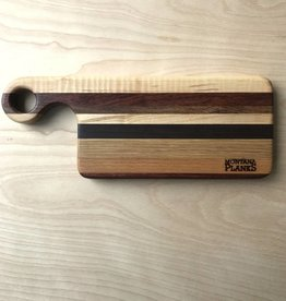 Montana Planks Cutting Board- Small Offset