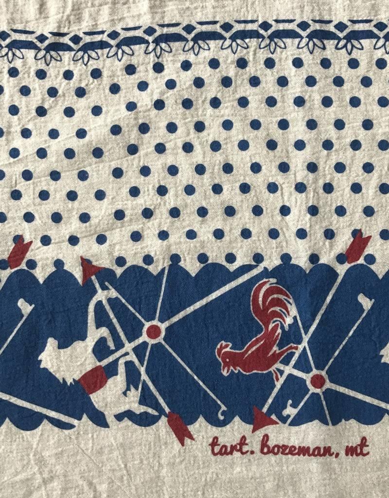 Tea Towel- Rooster