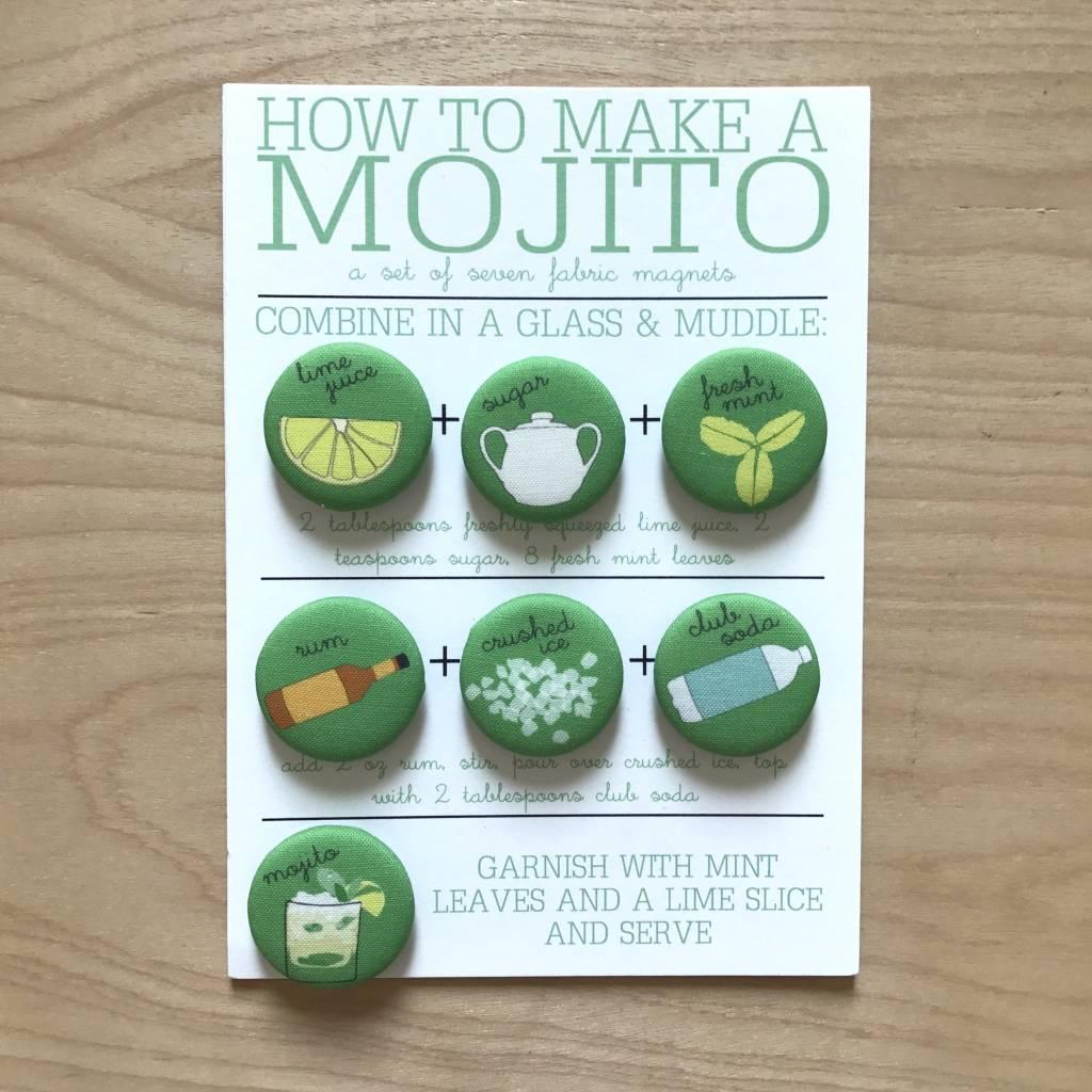 Magnet Set - Mojito