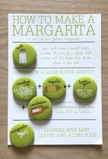 Magnet Set- Margarita
