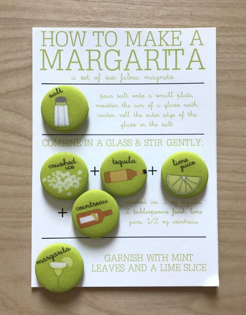 Magnet Set- Margarita
