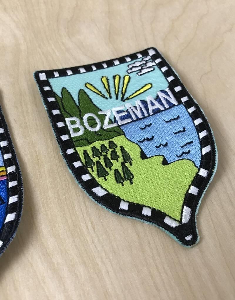 Bozeman Patch - Sunrise